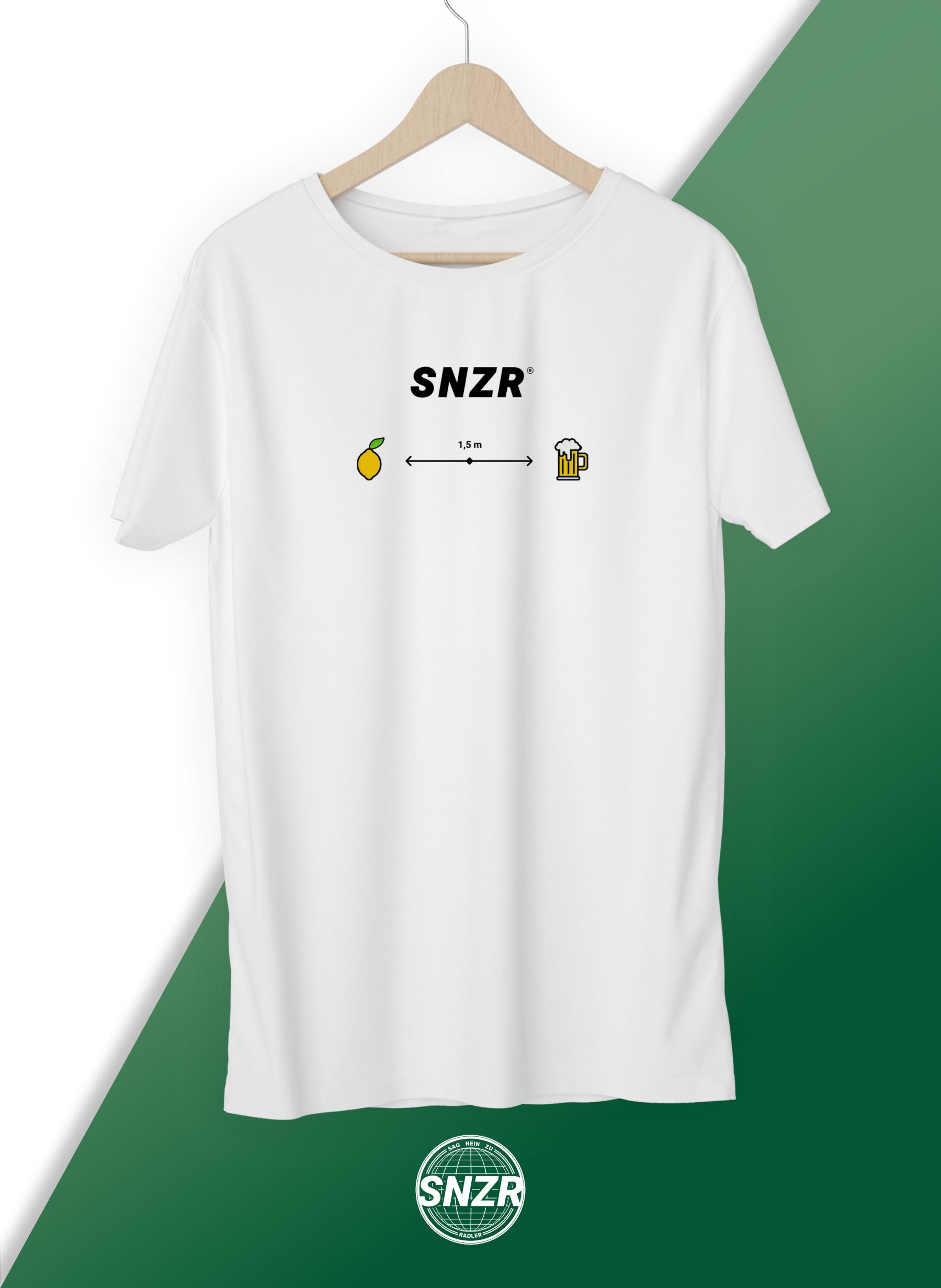 SNZR Beutel und Cap